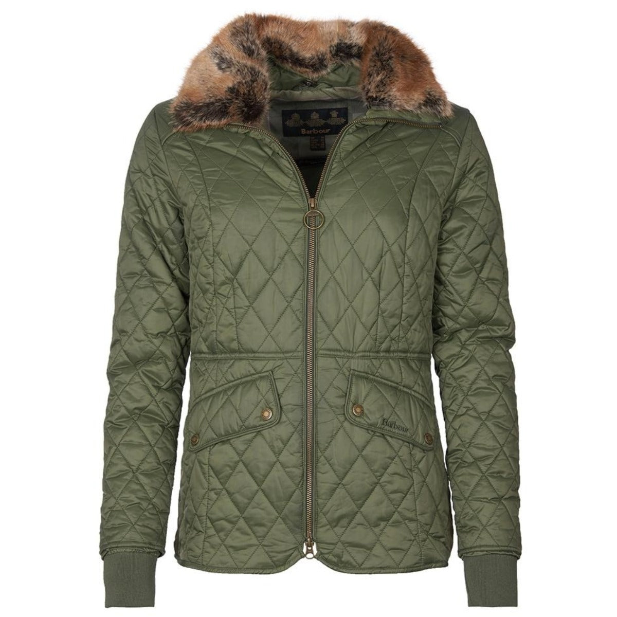 Barbour Women's Hawthorns Quilted Jacket