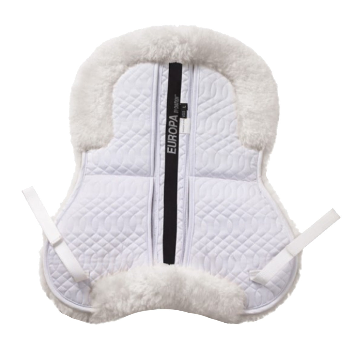 Ovation Europa Sheepskin 4-Shim 1/2 Pad