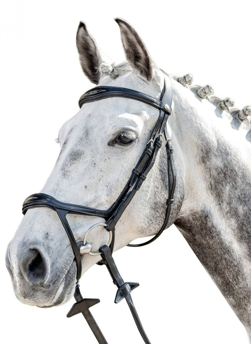Prestige Double Drop Noseband Bridle