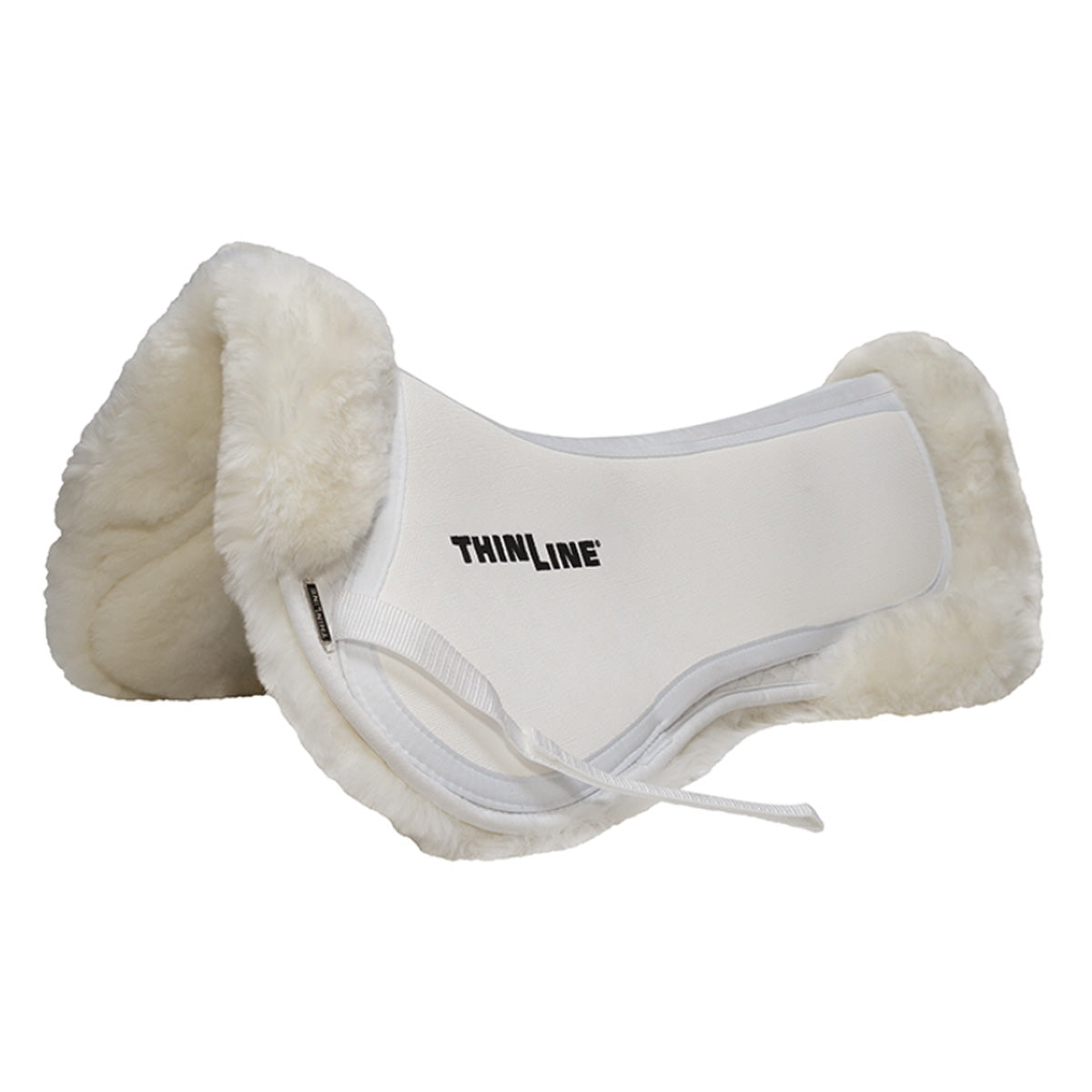 ThinLine Full Sheepskin Trifecta Half Pad