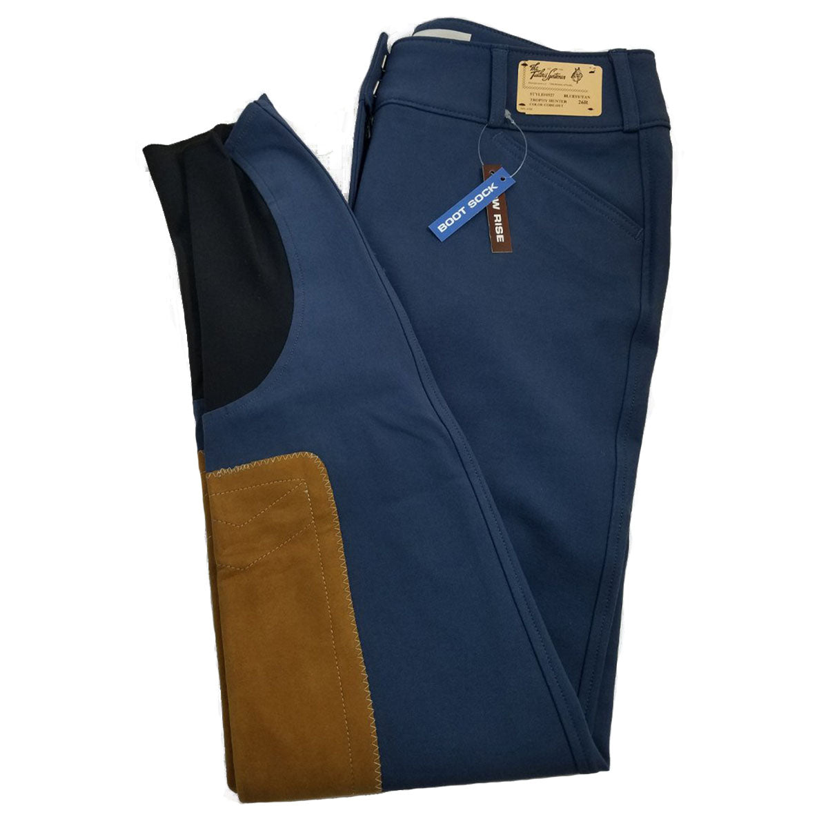 Tailored Sportsman Sock Bottom Trophy Hunter Breeches