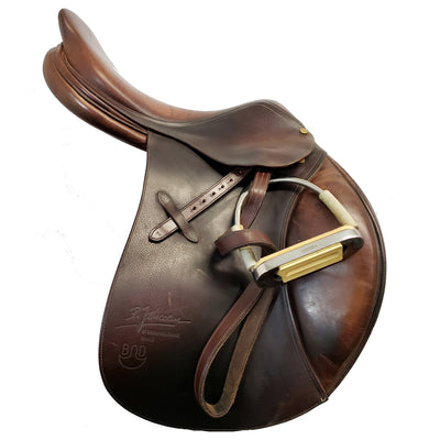 "PJ Pro 18"" Used Close Contact Saddle"