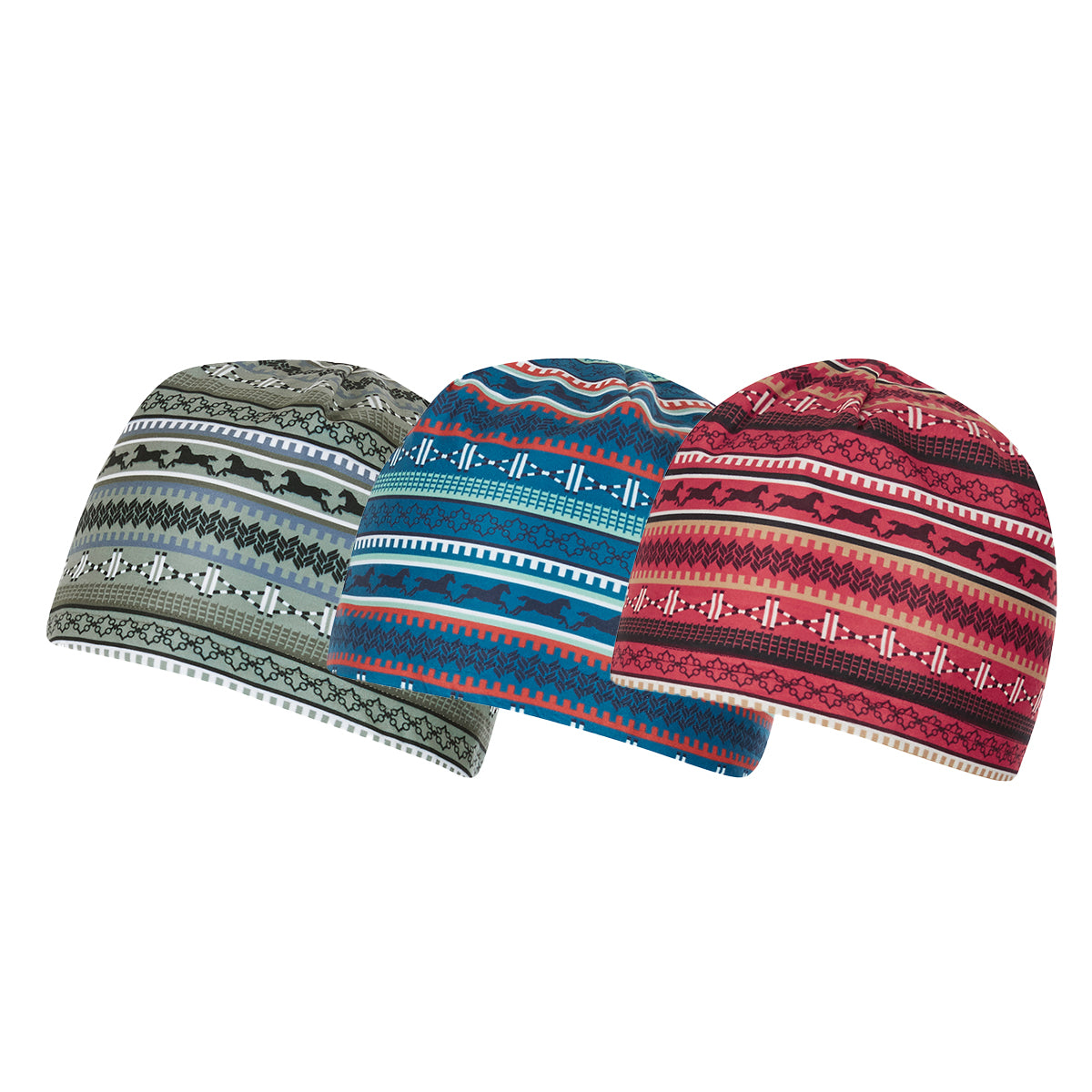 Kerrits Kids Fair Isle Fleece Beanie