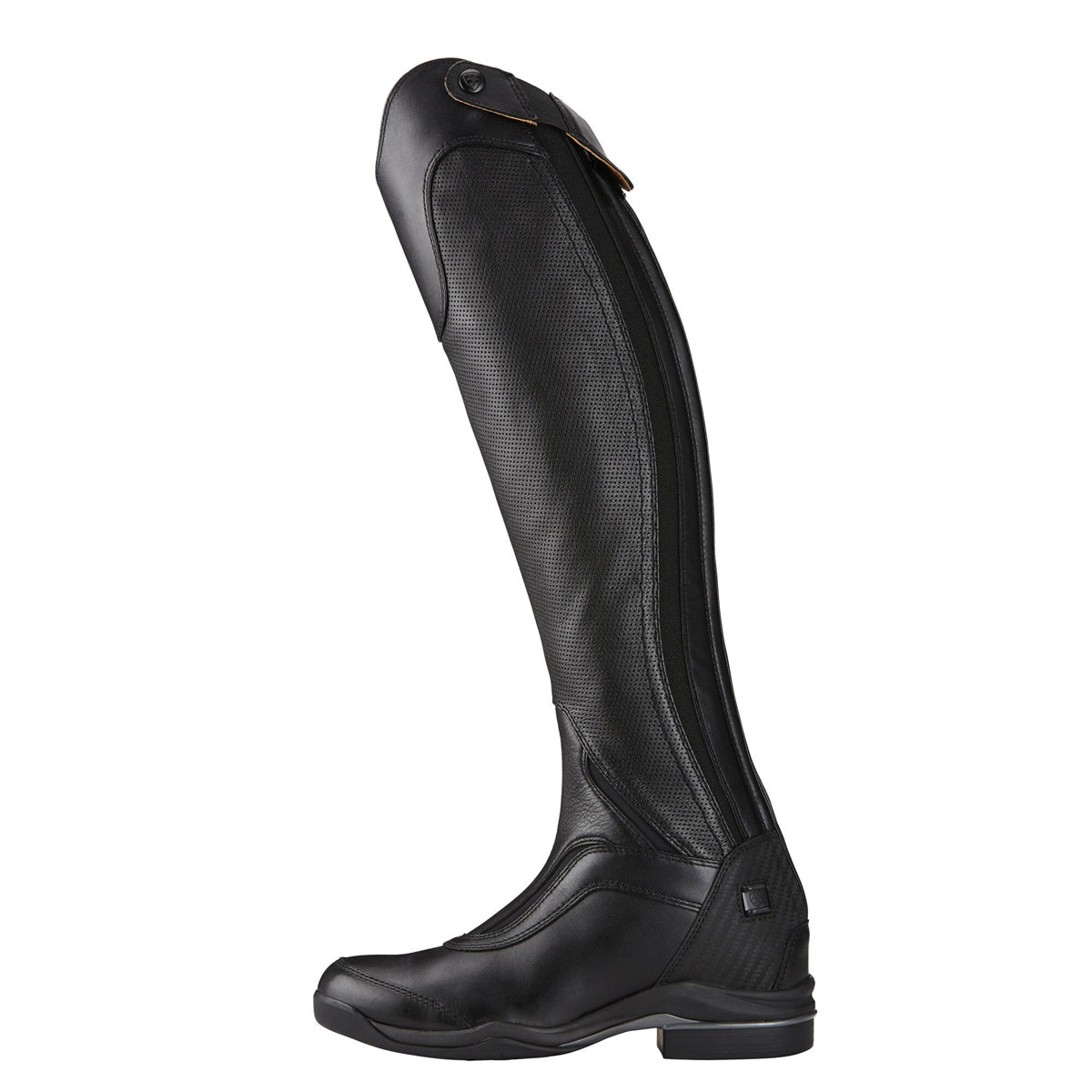 Ariat Women's V-Sport Tall Boot- All Black
