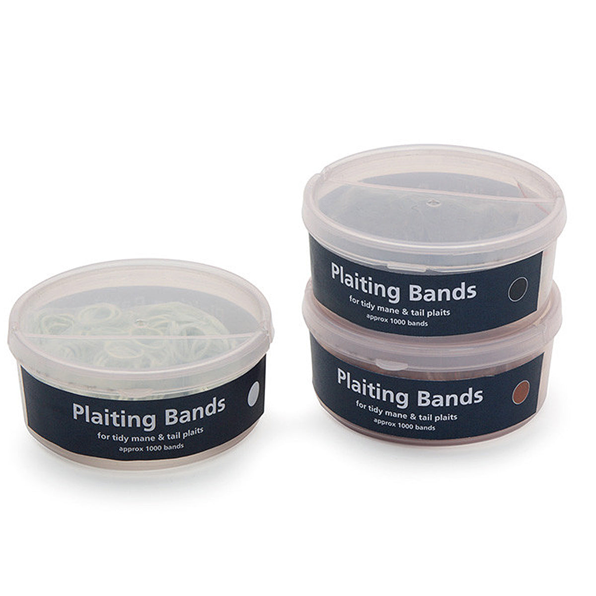Shires Tub of Braiding Bands
