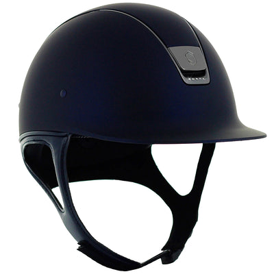 Samshield Shadowmatt with 5 Swarovski Crystals Helmet