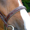 Dy'on Fancy Stitch Wide Noseband Bridle