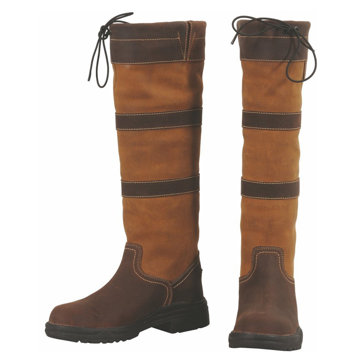 TuffRider Child's Lexington Waterproof Tall Boots