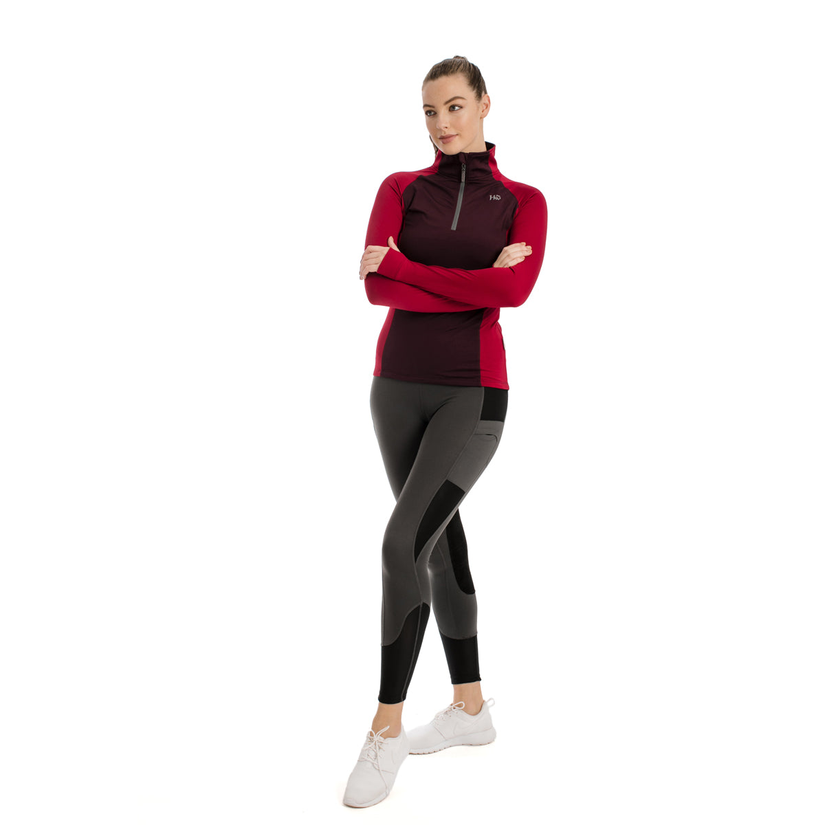Horseware Thea Tech Quarter Zip Fleece