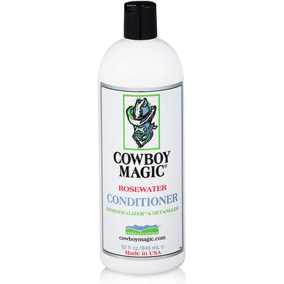 Cowboy Magic Rosewater Shampoo & Conditoner