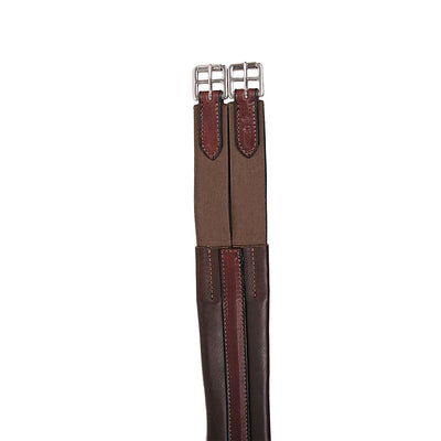 Nunn Finer Chafeless Contour Girth with Double End Elastic