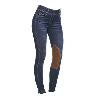 Goode Rider Equestrian Knee Patch Jean