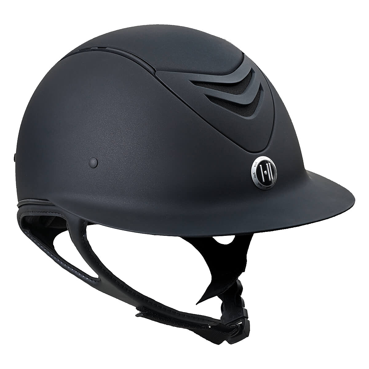 One K™ Defender AVANCE Wide Brim Helmet - Black Matte