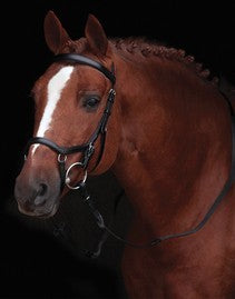 Horseware Rambo Micklem Competition  with Rubber Reins