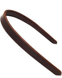 Jack's Leather Halter Crown Strap