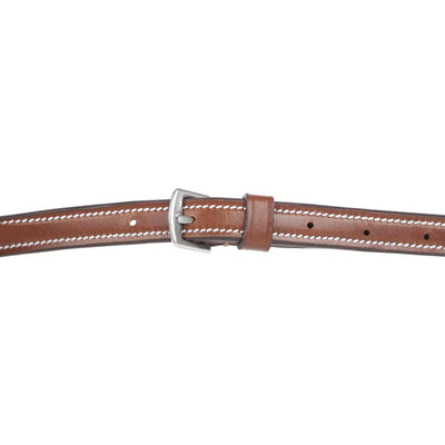 Huntley Equestrian Sedgwick Fancy Stitch Raised Standing Martingale
