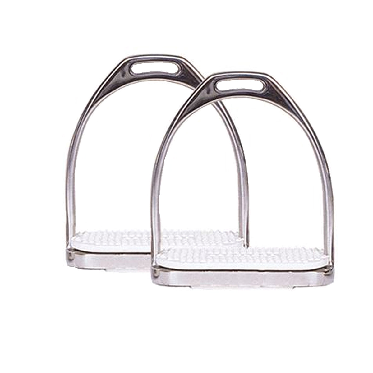 Perri's Stainless Steel Fillis Stirrup Iron