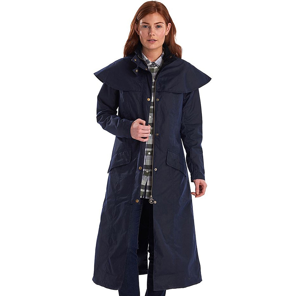 Barbour Throckley Wax Coat