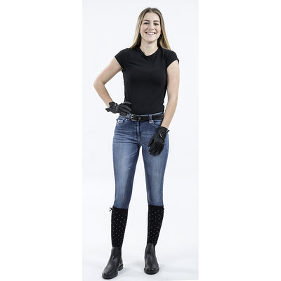 USG Marina Denim Full Seat Breeches