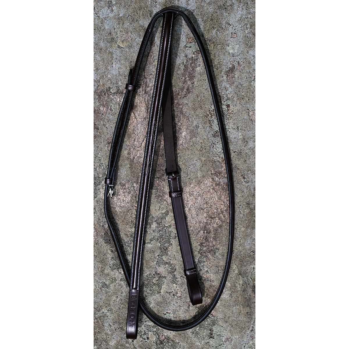 Black Oak by KL Select Square Raised Standing Martingale