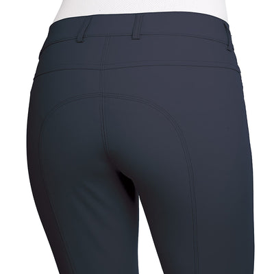 Ovation® Aqua-X™ Ladies Silicone Knee Patch Breeches