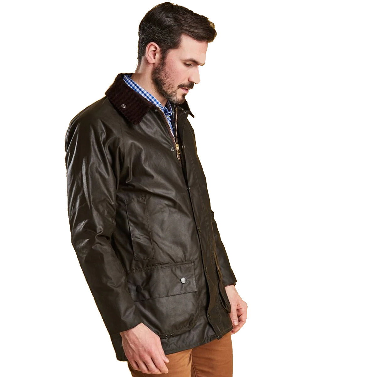 Barbour Men's Classic Beaufort Wax Jacket