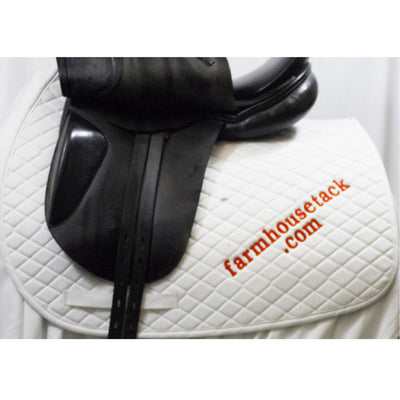 "True Brit 17"" Dressage Used Saddle"