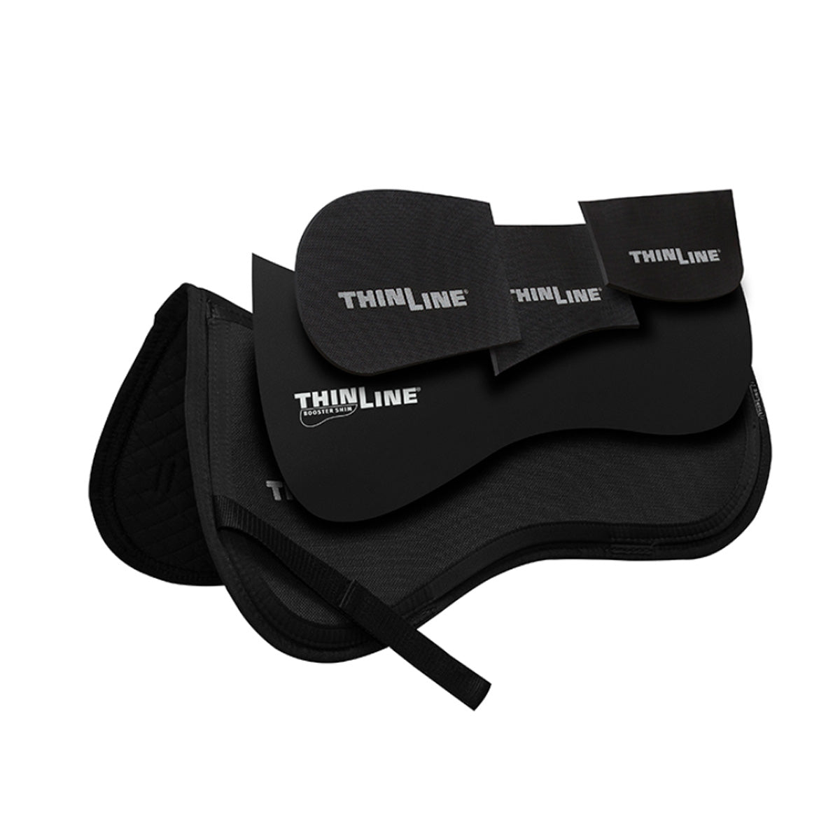 ThinLine English Trim to Fit Saddle Fitting Shims Pair
