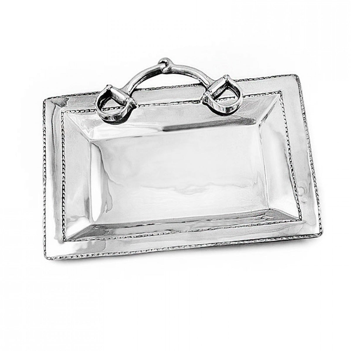 Beatriz Ball Tray-Snaffle Bit