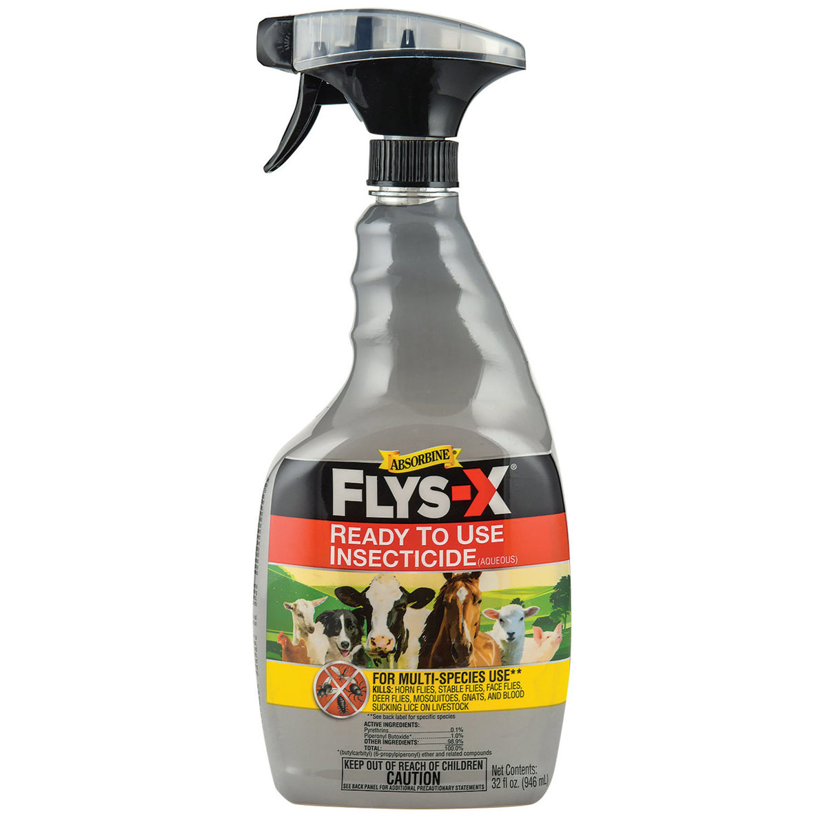 Absorbine Flys X Insecticide Spray