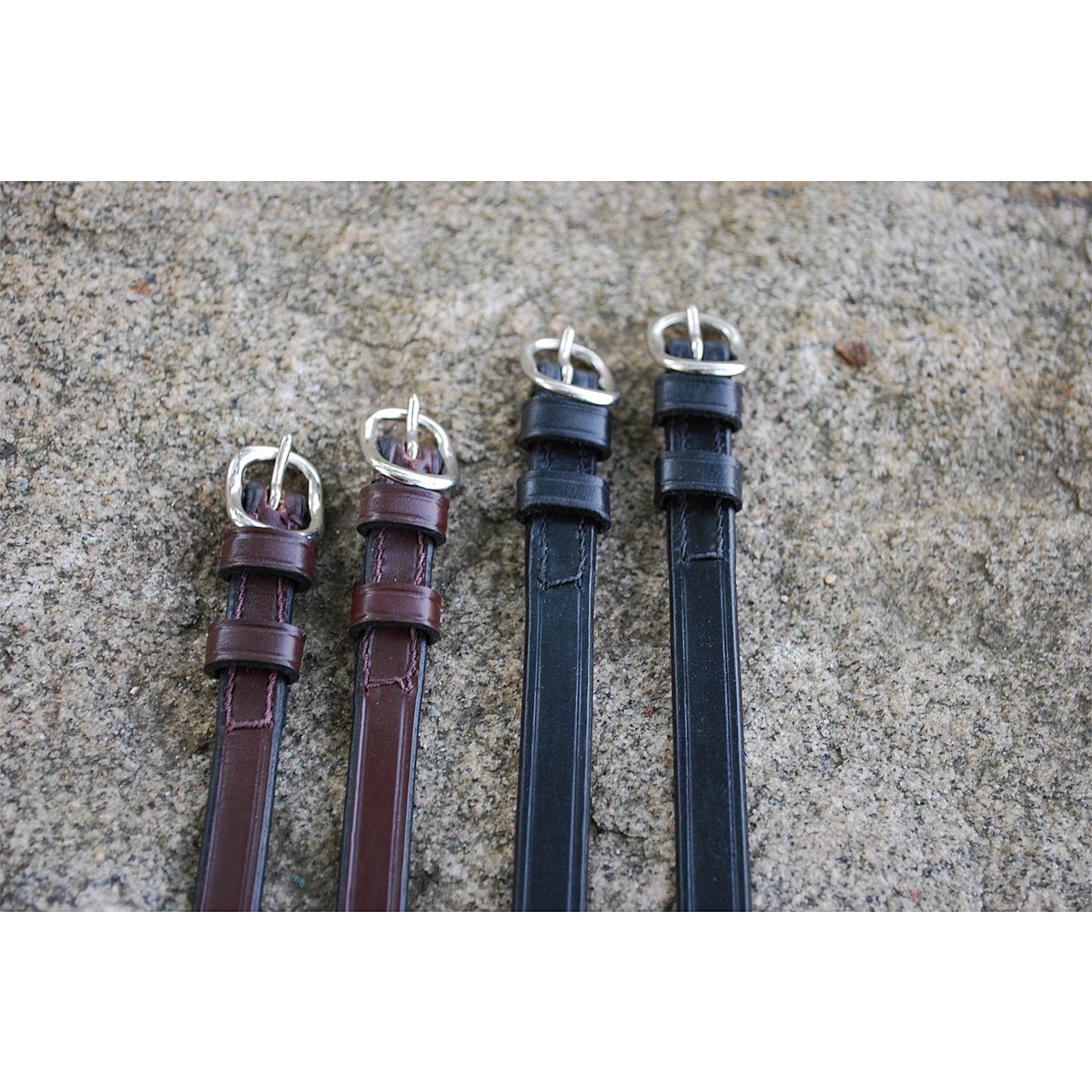 Red Barn by KL Select Spur Straps