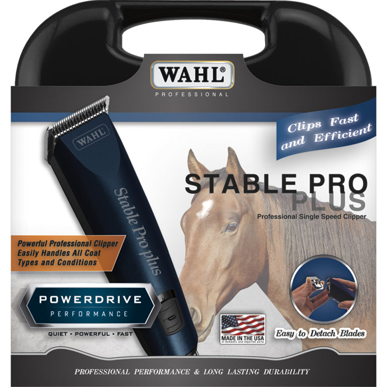 Wahl Stable Pro Plus Clippers