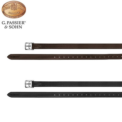 "Passier ""Velvet Touch"" Stirrup Leathers"