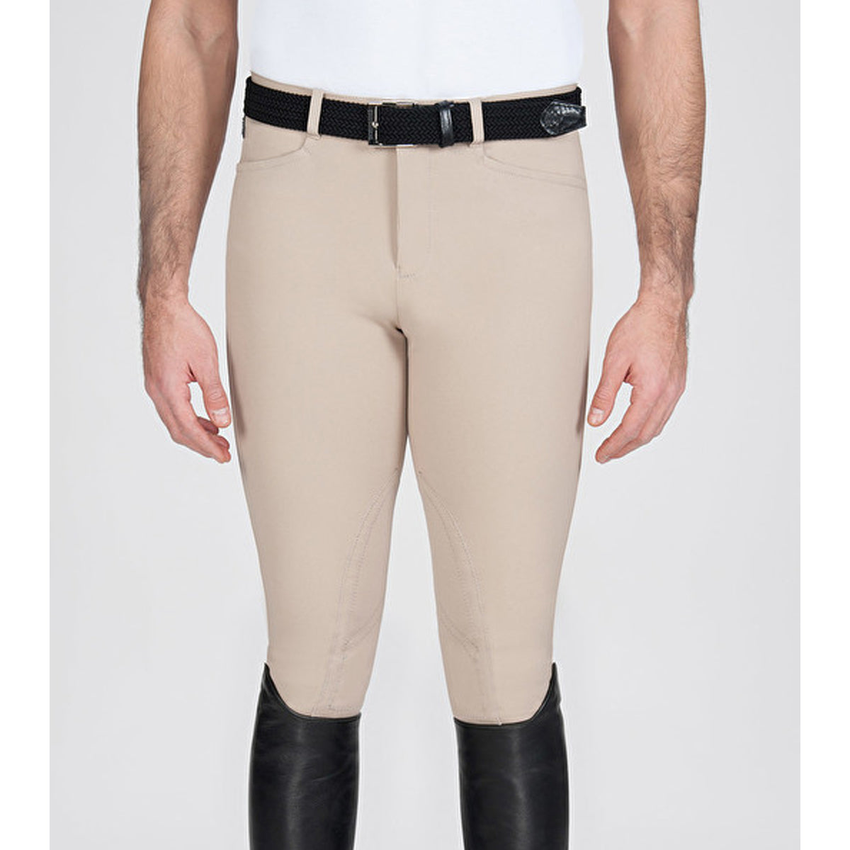 Equiline Men's Grafton Knee Patch Breeches