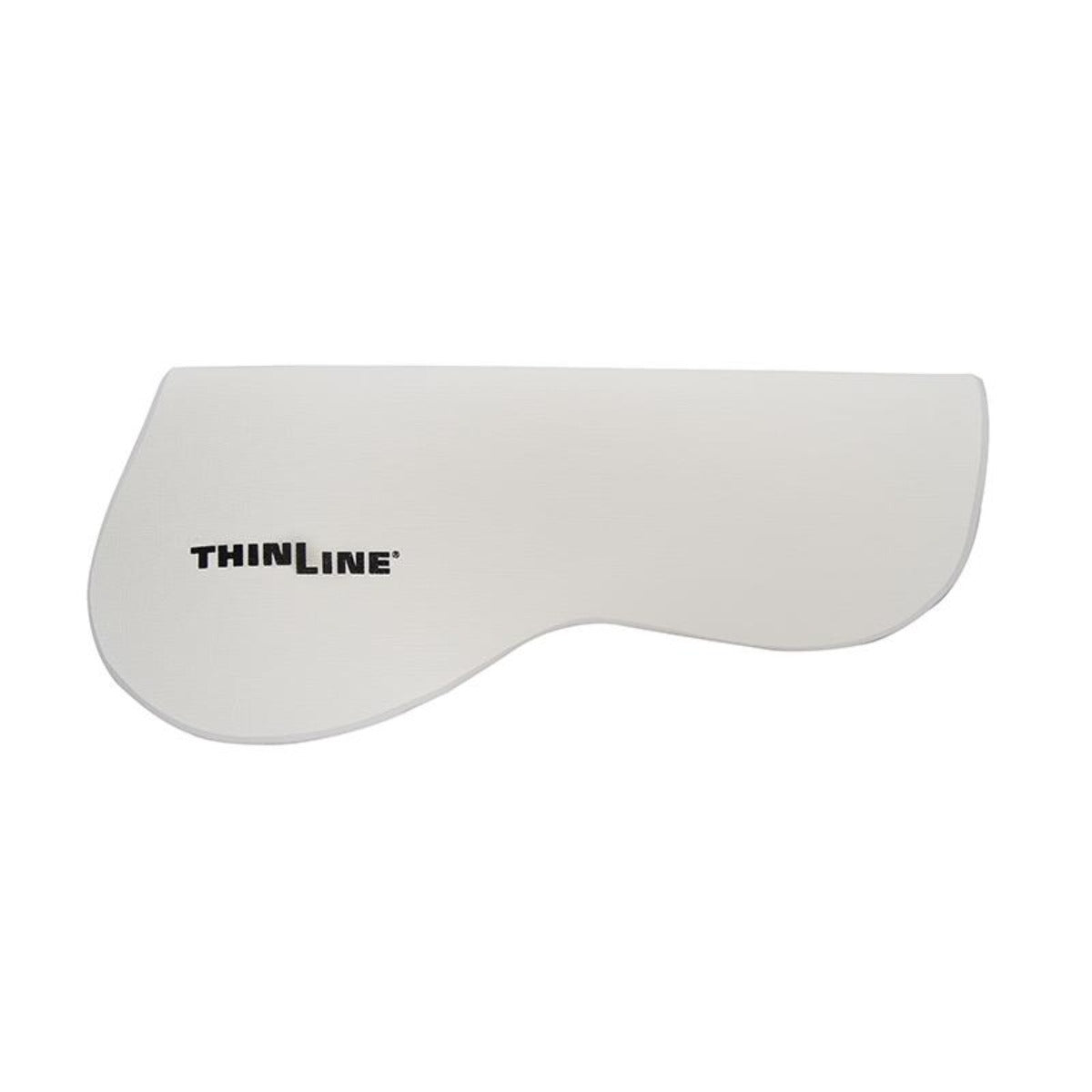 ThinLine Basic English Untrimmed Horse Half Pad