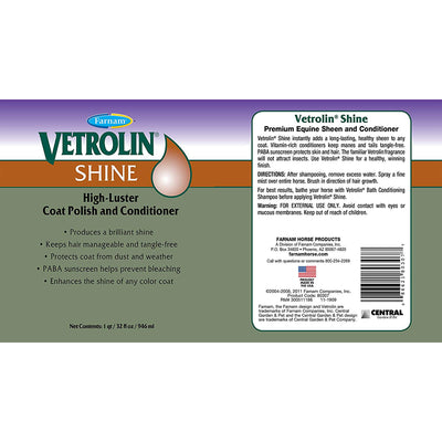 Vetrolin Shine