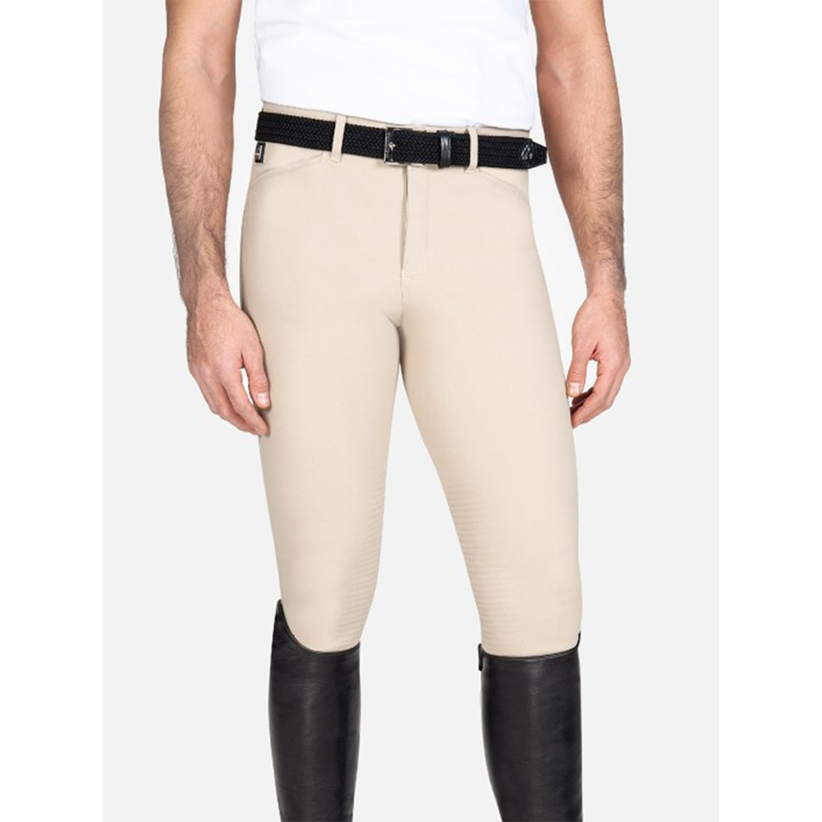 Equiline Men's Willow Knee Patch Breeches