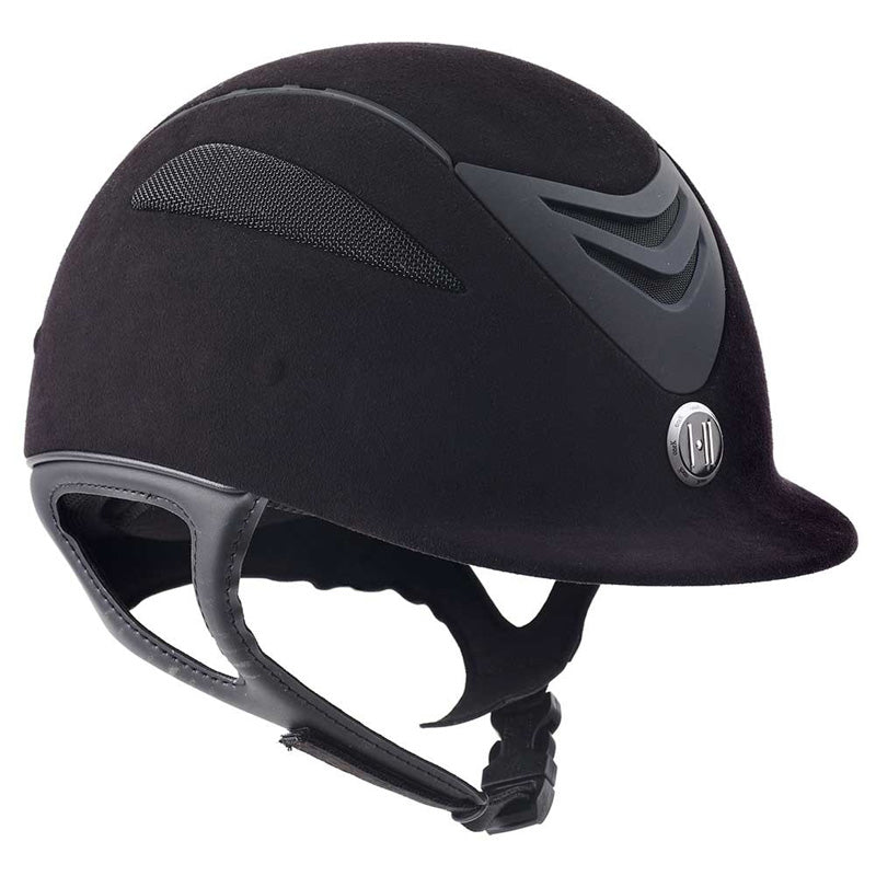 One K Defender Black Matte JR Helmet