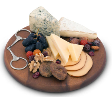 Horse Bit Cheese Board