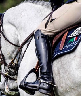 Equiline and Fabbri boots