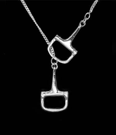 D-Bit Equestrian Necklace
