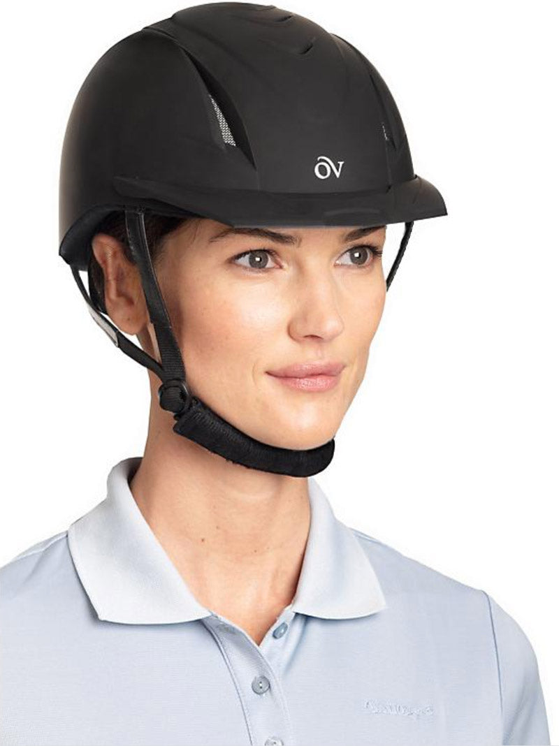 Ovation Deluxe Schooler Riding Helmet