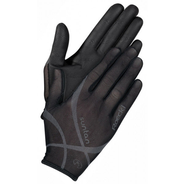 riding gloves that allow you to tan
