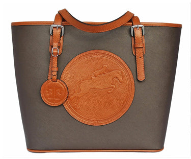 Tucker Tweed Equestrian Tote