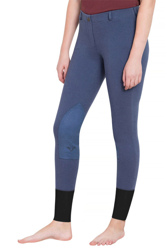 TuffRider Ladies Starter Knee Patch Riding Breeches