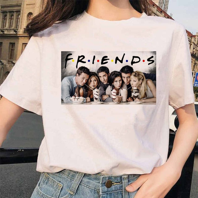 FRIENDS Graphic Tees