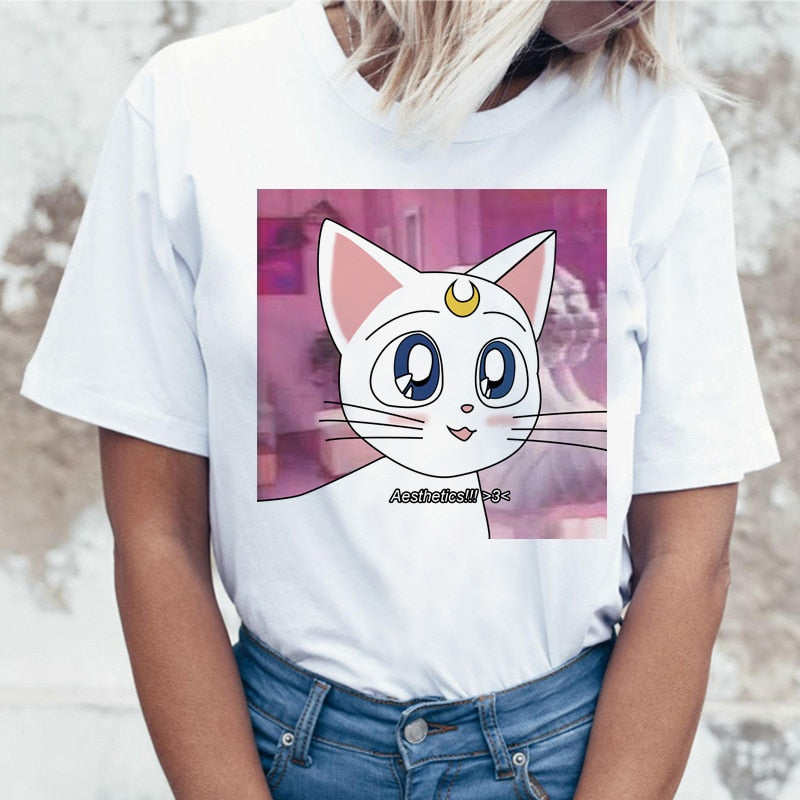 SAILOR MOON II Graphic Tees