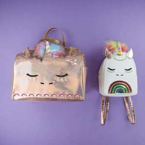 girls cute animal backpacks weekenders