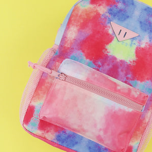 girls cute rainbow backpack