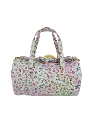 Unicorn Print Weekender - Under1Sky